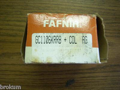 COL AG NEW FAFNIR BALL BEARING GC1106KRRB