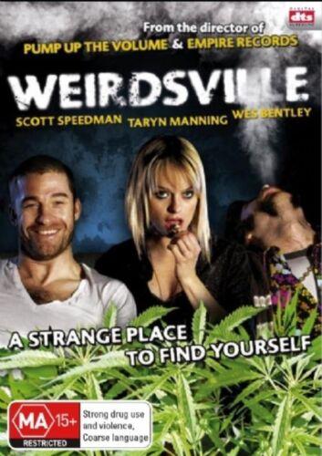 1 of 1 - Weirdsville DVD - New/Sealed Region 4 DVD
