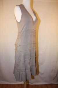 NEW-BCBG-MAXAZRIA-COCKTAIL-STRAPLESS-DRESS-SIZE-L