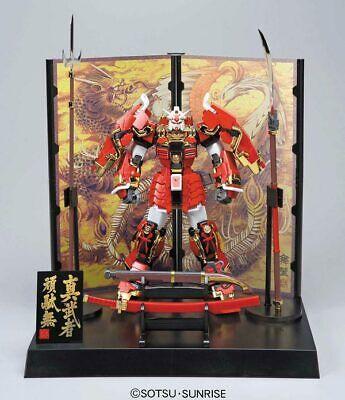 BANDAI MG 1//100 SHIN MUSHA GUNDAM SENGOKU NO JIN MODEL KIT