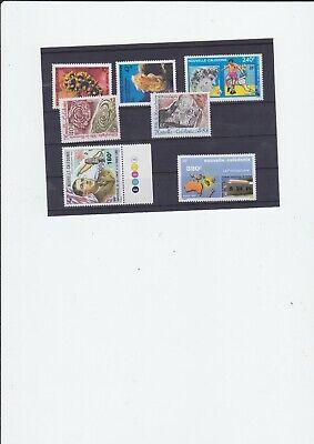 873-79 Praktisch Neukaledonien Marken Mi.nr. Australien, Ozean. & Antarktis