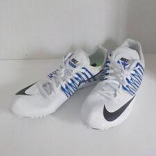 Nike Zoom CELAR V (5) Sprint Running 629226 100 MEN 8.5 with Spikes & SRT