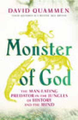 Monsters of God : The Man-Eating Predator in the Jungles of History and the Mind