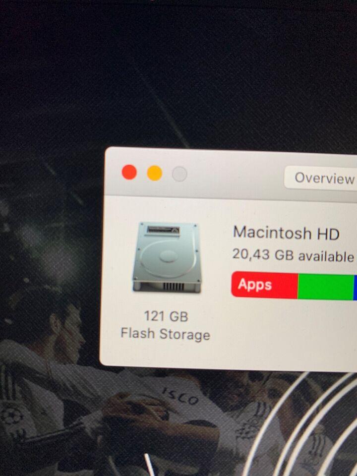 MacBook Pro, Retina mid 2014, 2,6 i5 GHz