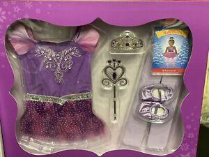 2020 American Girl Nutcracker Sugar Plum Fairy Outfit for 18-inch Doll Sugarplum