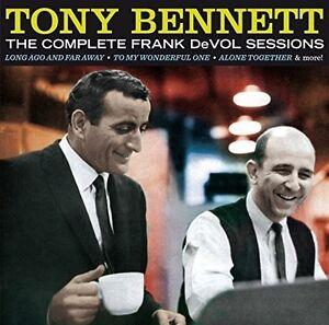Tony-Bennett-Complete-Frank-Devol-Sessions-New-CD-Spain-Import
