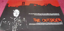 Cinema Poster: OUTSIDER, THE 1979 (Quad) Craig Wasson