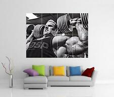JAY CUTLER BODY BUILDING GYM WEIGHTS GIANT WALL ART PHOTO PIC PRINT POSTER