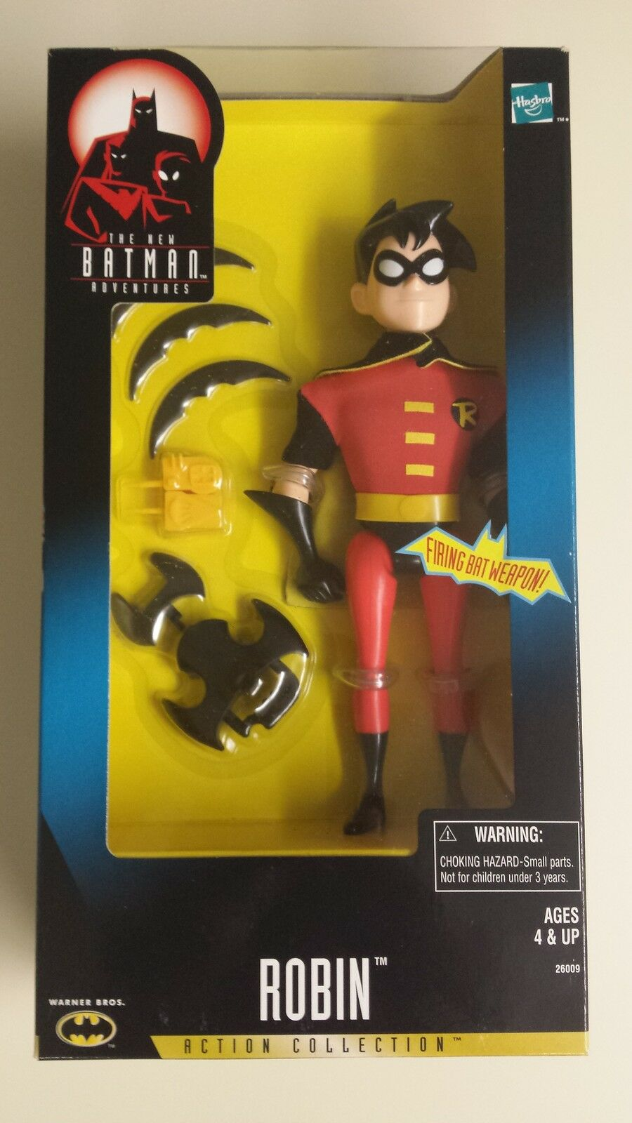 Hasbro Original Batman The New Batman Adventures Robin Action Figure
