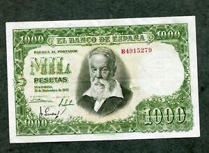 BILLETE-1000-PESETAS-1951-SERIE-B-4915279-EBC