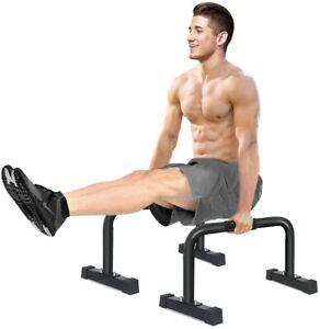 IDEER-LIFE-Parallettes-Push-Up-Bar-Parallette-Bars-Gym-XL-Parallette