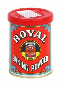 Royal-Baking-Powder-113g-Per-Vari-Cottura-Al-Forno-Needs-Pane-Torta-Biscotti