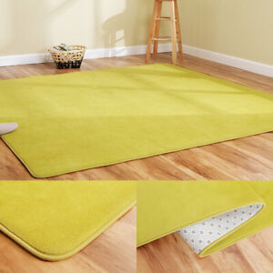 160 60cm Rectangle Hallway Kitchen Non Shed Runner Mat