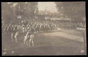 WW1-FRENCH-COLONIAL-ELITE-CAVALRY-SAPHI-WAR-HORSES-ANTIQUE-PHOTO-RPPC-POSTCARD