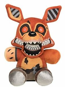 """Funko Foxy Five Nights at Freddy The Twisted Ones 8"""" Plush Authentic S"""