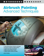 How to Airbrush: Airbrush Painting: Advanced Techniques