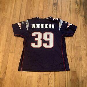 Danny Woodhead Women's Reebok New England Patriots NFL On Field ...