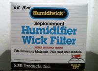 Humidiwick Ept Replacement Humidifier Filters For Emerson Moistair