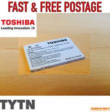 Genuine Toshiba Battery TS-BTR008 for Toshiba Tsunami TG01, TG01C, TG02, TG03