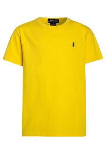 448d3e0854 Dettagli su Polo RALPH LAUREN Maglietta T-Shirt Cotone Manica Corta Bambino  Ragazzo GIALLA
