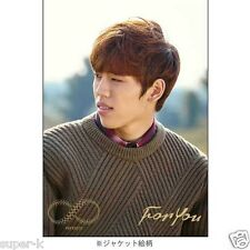 INFINITE Japan 2nd Full Album [For You] (CD) DongWoo ver. Limited Edition