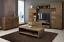 Living-room-furniture-set-glass-cabinet-Tv-unit-stand-display-LED-lights-shelf thumbnail 4