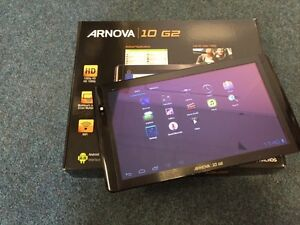Arnova 10 G2 4GB Archos tablet  WiFi 101in  Black HARDLY USED - <span itemprop=availableAtOrFrom>Milton Keynes, United Kingdom</span> - Returns accepted Most purchases from business sellers are protected by the Consumer Contract Regulations 2013 which give you the right to cancel the purchase within 14 days after th - Milton Keynes, United Kingdom