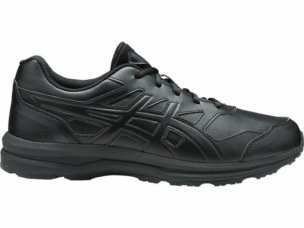 a70bebc0bed2b Mens ASICS GEL Advantage 3 Walking Shoes Black Q314y 9090 US 8 for sale  online   eBay