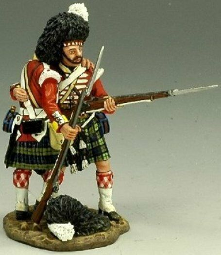 re & Country Crimea Guerra CRW021 Inglese 93RD Highleer Helping a Amico MIB