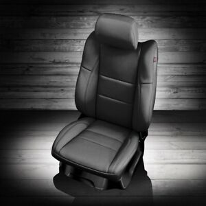 Astonishing Details About Katzkin 3 Row Black Replacement Leather Int Covers Fits 2011 2019 Dodge Durango Frankydiablos Diy Chair Ideas Frankydiabloscom