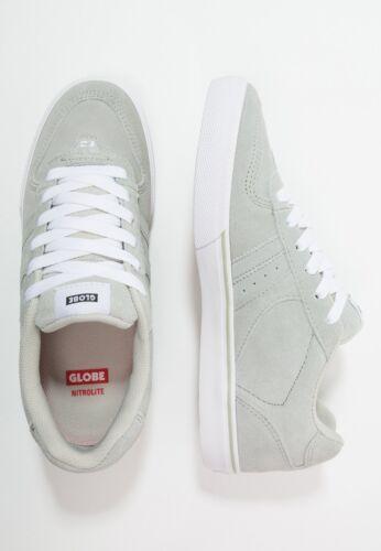 Gris Encore Gris Clair Globe Chaussures de Chaussures skate Chaussures Homme Ciel 2 aOHnvq