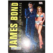 FILM BUCH James Bond 50 Jahre Filmplakate von Dennis Gassner besten Film Plakate