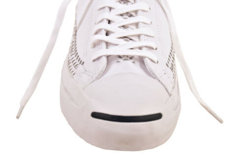 Bcf811 Purcell Converse Uk New Ox Jack Unisex Rrp Size £120 White 10 Woven 7OrgqwA5xO