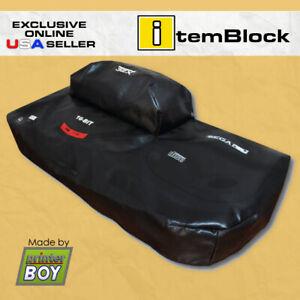 Sega-Genesis-Model-1-CD2-32X-Console-System-Dust-Cover-Exclusive-eBay-Seller
