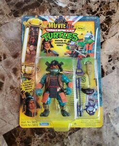 Samurai-Mike-Movie-3-III-1993-TMNT-Teenage-Mutant-Ninja-Turtles-MOC-NEW