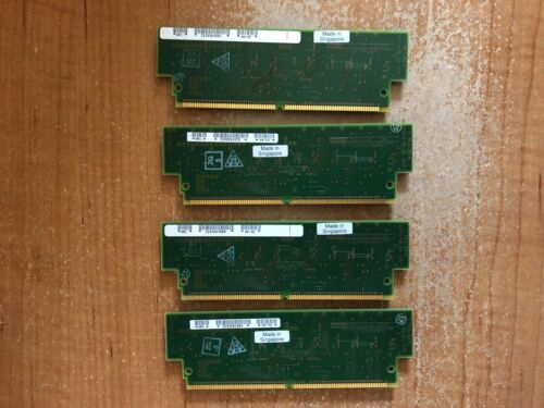 4 X 54-19145-AA 4MB DIMM USED MS44L-BC 16MB MEMORY KIT VS4000-90 SERIES