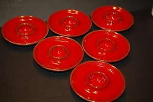 6-Ceramic-Disk-Egg-Holders-Vibrant-Red