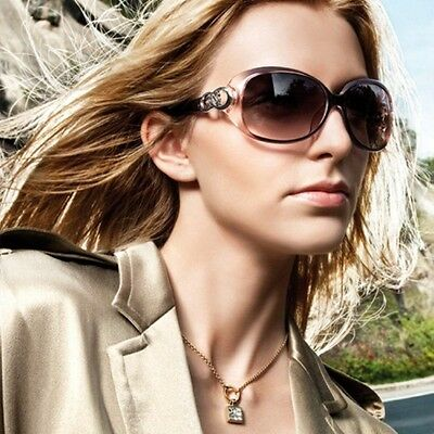 Polarized UV400 Girl Lady Womens Sunglasses Eyewear Goggle Dark-Glasses Shades