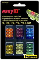 Bussmann Atc-id-sk Easyid Fuse Assortment Kit - 42 Piece, New, Free Shipping on sale