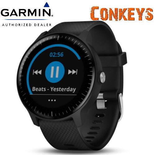 Garmin Smart vivoactive 3 Music GPS Heart Rate Monitor Smart Garmin Watch 010-01985-01 0ffce5