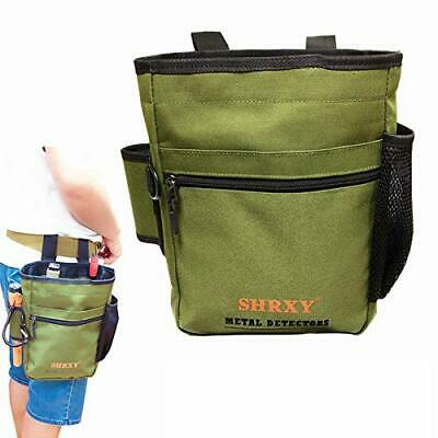 INTEY Pinpointer Metal Detector with a Carrying Waist Bag /& Foldable Shovel