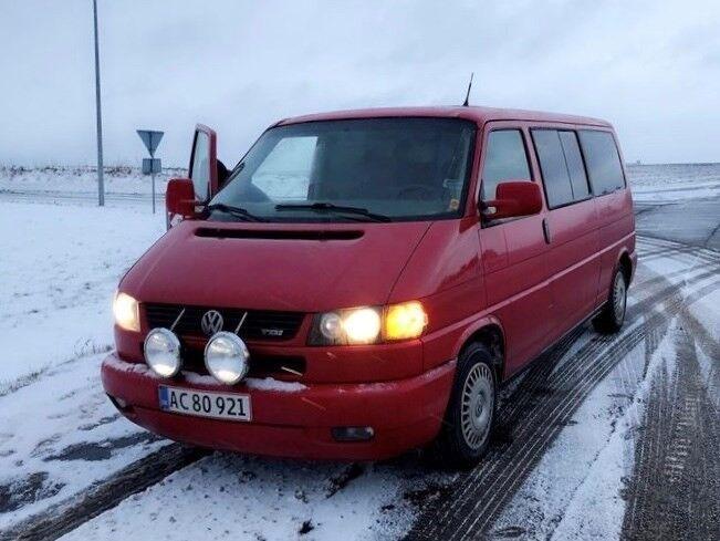 VW Caravelle Diesel modelår 1998