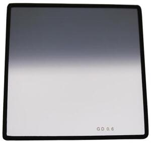 Cavision 4x4 Graduated Orange 0.3 Glass Filter