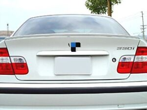 Lid style trunk lip spoiler wing 04-08 FOR ACURA TL TL-S UA6 UA7