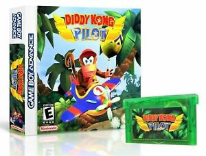 Diddy-Kong-Pilot-Racing-NTSC-U-GameBoy-Advance-GBA-Unreleased-Cancelled-Game