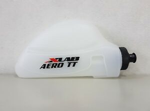 XLab Torpedo Reload Kit Replacement Bicycle Water Bottle Black Clear