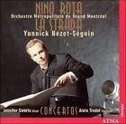 Nino Rota: La Strada; Concertos (CD, Mar-2003, ATMA Classique)