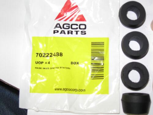 OEM Allis Chalmers Tractor Seat Bushings 175 180 185 190 200 D10 D12 D14 D17 D21