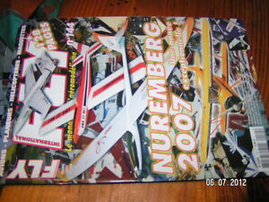 Fly n°144 En Encart plan Aile Volante FS 26 Mustang..