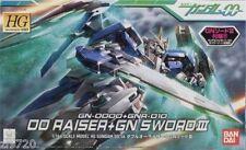 NEW Bandai Gundam 1/144 #54 OO Raiser + GN Sword III BAN160996 NIB